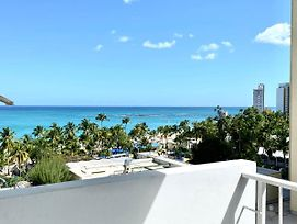 Beachfront Coral Beach Apartment At Isla Verde Beach photos Exterior