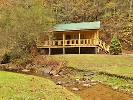 Creekside Tranquility #365 By Aunt Bug'S Cabin Rentals photos Exterior