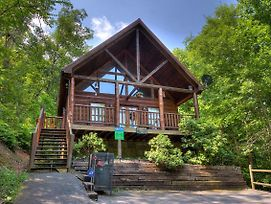 A Secluded Bearadise #247 By Aunt Bug'S Cabin Rentals photos Exterior