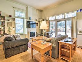 Charming Saugatuck Condo W/ Private Deck! photos Exterior