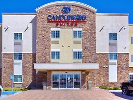 Candlewood Suites Fort Stockton photos Exterior