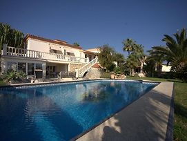 Altea Chalet Sleeps 6 Pool Air Con Wifi photos Exterior