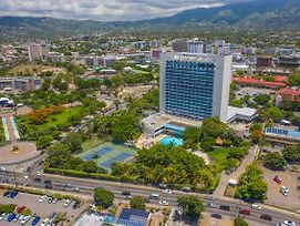 The Jamaica Pegasus Hotel photos Exterior