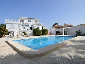Elegant Villa In Torrevieja Costa Blanca Spain With Outdoor Dining photos Exterior