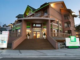 Holiday Inn & Suites Alpensia Pyeongchang Suites photos Exterior