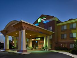 Holiday Inn Express Hotel & Suites Anniston/Oxford photos Exterior