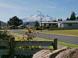 Boulder Chalet - Ohakune Holiday Home photos Exterior