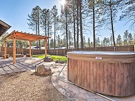 Flagstaff Home W/ Tesla Charger: Hike + Ski! photos Exterior
