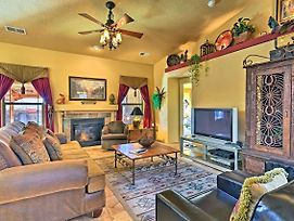 Spacious Bernalillo Home W/Patio & Mountain Views! photos Exterior
