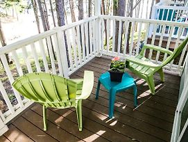 Studio Cabin With Private Porch #10 At Long Cove Resort Bungalow photos Exterior