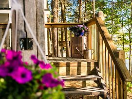 Studio Cabin With Private Porch #27 At Long Cove Resort Bungalow photos Exterior