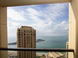 Sphere Stays Jbr - Spacious 2Br With Full Sea View On 39Th Floor photos Exterior