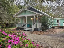 Modern Cottage Near River, 5 Mi To Wormsloe! photos Exterior