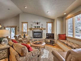 Upscale Breck Home, 9Min To Main St & Slopes! photos Exterior