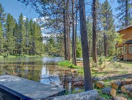 The Pond By Village Properties At Sunriver photos Exterior