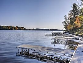 Angler'S Cabin W/Shared Pier On Lake Nokomis! photos Exterior