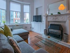 Merchant City Beautifully Furnished Apartment. photos Exterior