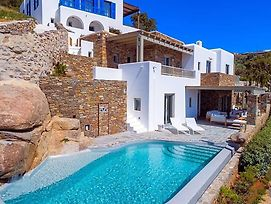 Agia Anna Villa Sleeps 13 With Pool And Air Con photos Exterior