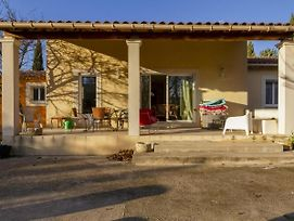 Beautiful Villa For 8 People In Chateaurenard photos Exterior