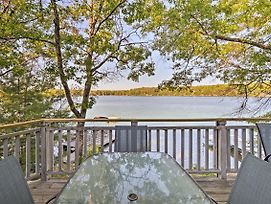 Waterfront House W/Dock & Deck On Little Bear Lake photos Exterior