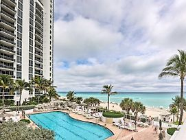 Sunny Isles Beach High Rise W/ Beach Access! photos Exterior