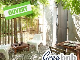 Gregbnb - Mur En Pierre - Terrasse + Parking Prive photos Exterior