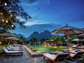 Riverside Boutique Resort, Vang Vieng photos Exterior