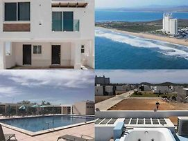 """Nunar"" Private Beach House With Rooftop Jacuzzi photos Exterior"