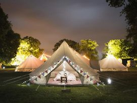 Stargazer Bell Tent - Hang Out Zone photos Exterior