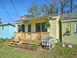 Cozy Tiny House: 4 Mi To Downtown Wilmington! photos Exterior