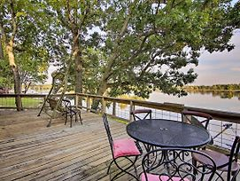 Leisure Land' Cottage W/Deck On Grand Lake photos Exterior