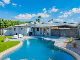 Stylish 3Br Home With Pool By Wanderjaunt photos Exterior