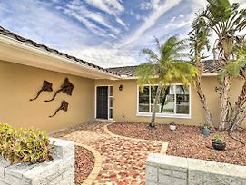 Single-Story Home W/ Private Beach Access! photos Exterior