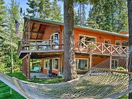 Waterfront Hayden House With Private Deck And Dock! photos Exterior