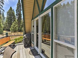Charming House W/Deck - Steps To Lake Almanor! photos Exterior