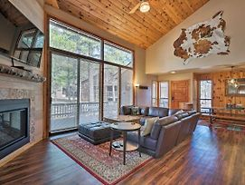 Pinetop Townhome W/Deck Near Golf & Skiing! photos Exterior