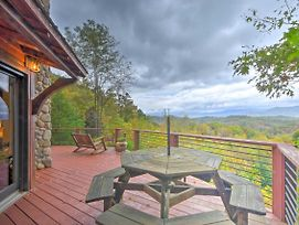 Secluded Nantahala Forest Refuge With Mtn Views photos Exterior