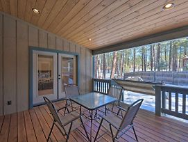 Forest Retreat W/ Pinetop Country Club Access photos Exterior