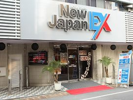 Capsule And Sauna New Japan Ex Caters To Men photos Exterior