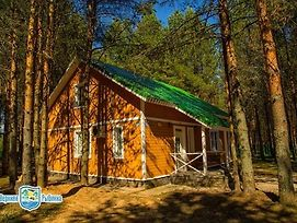 Verkhnyaya Rybinka Holiday Park photos Exterior