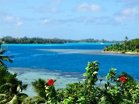 Blue Lagoon Lodge Huahine, Vue Mer Et Acces Prive Lagon photos Exterior