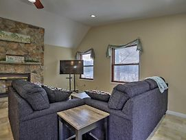 Lakefront Kingsley Home W/Sunroom, Deck, Dock photos Exterior