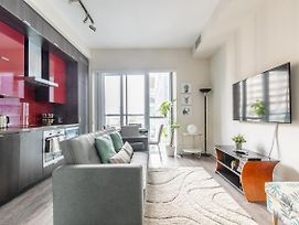 Bright/Upscale 1Br Loft - Stunning Cn Tower Views photos Exterior