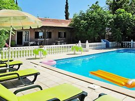 Paraiso Villa Sleeps 8 With Pool Air Con And Wifi photos Exterior