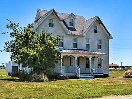 New! Historic Hoopersville Home On Chesapeake Bay! photos Exterior