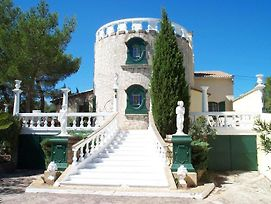 Villa With Pool In Provence -Villa Romantique Sleeps Up To 12+4 In Optional Gite photos Exterior