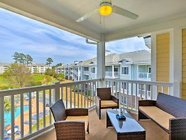 Updated Myrtle Beach Condo W/Golf Course View photos Exterior