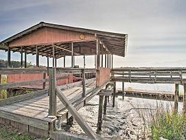 Colonels Island Home With Boat Slip & Dock! photos Exterior