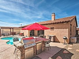 Desert Oasis W/ Pool ~7Mi To Lake Havasu! photos Exterior