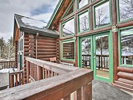 Mtn Retreat W/ Fireplace: .2 Mi To Snow King! photos Exterior
